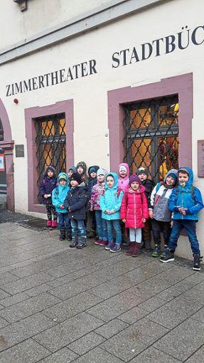Die Beffendorfer Kindergartenkinder machen einen Ausflug nach Rottweil.  Foto: Kindergarten Foto: Schwarzwälder Bote