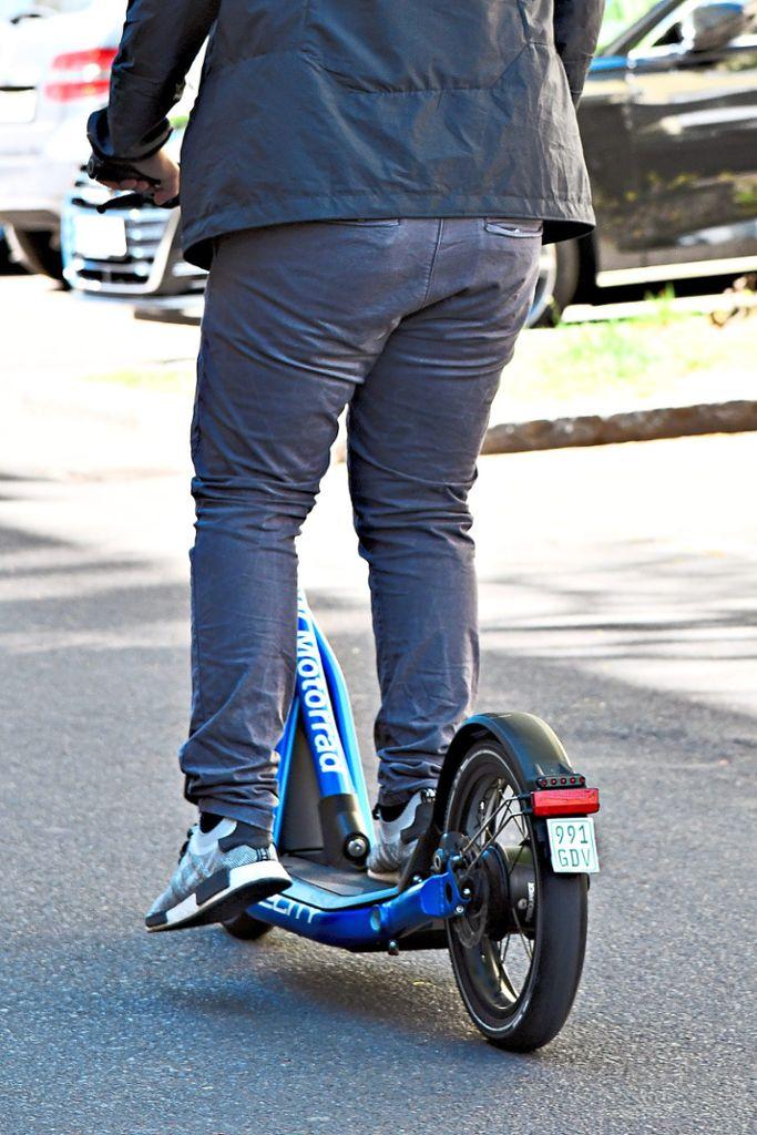 E Mobilität Nur Versichert Und Mit übung Aktuelles