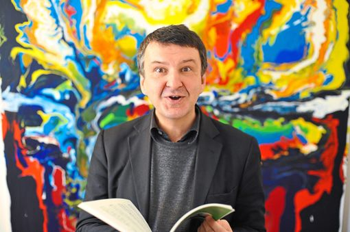Ivan Sokolov ist Pianist und Komponist.  Foto: Veranstalter Foto: Schwarzwälder Bote