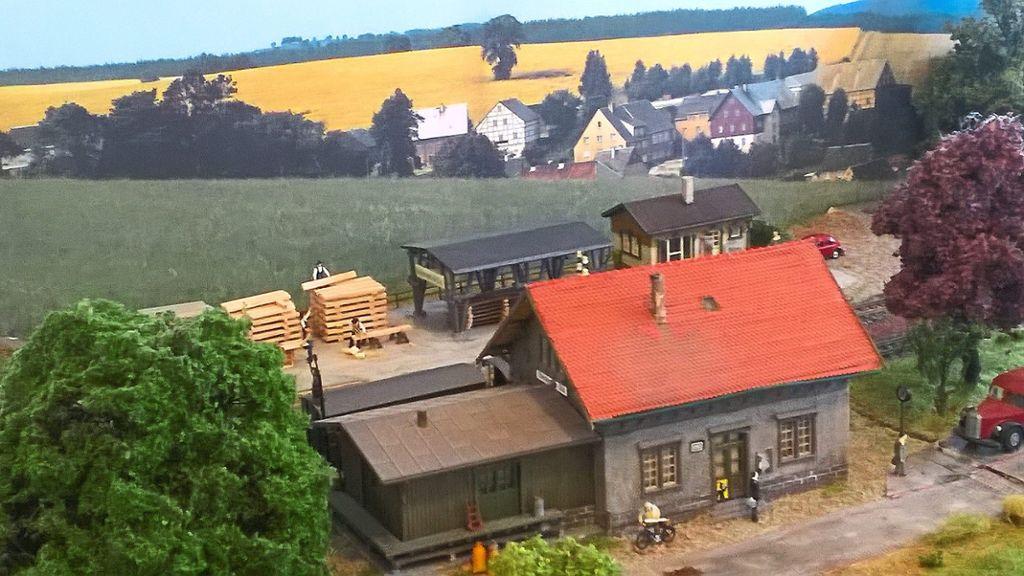 Baiersbronn: Modellbau-Enthusiasten zeigen ihre Anlage - Baiersbronn - Schwarzwälder Bote