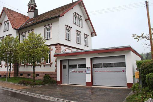 Die Feuerwehr Burgberg erhält einen neuen MTW.   Foto: Hilbertz Foto: Schwarzwälder Bote