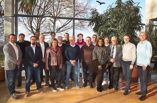 Kandidaten der CDU stellen sich am kommenden Montag einer Diskussion im Café M in Straubenhardt.  Foto: CDU Foto: Schwarzwälder Bote