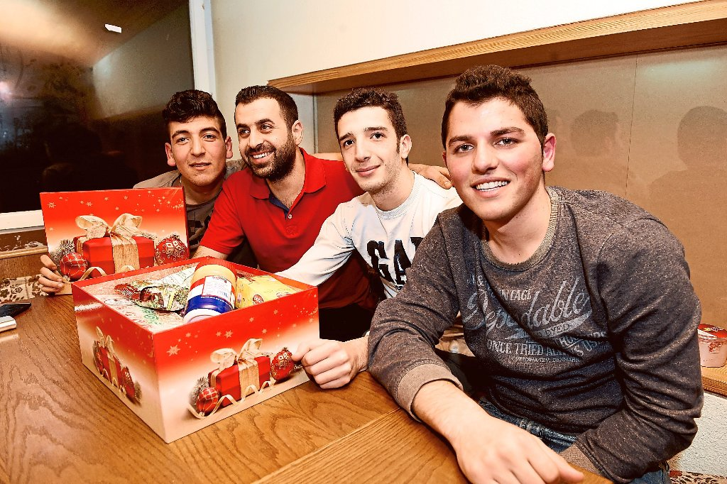 Horb a. N.: Dreifach-Weihnacht in Flüchtlingsunterkunft - Horb am ...