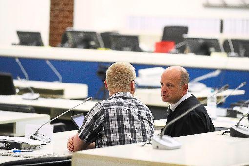 Der Hauptangeklagte im Altermedia-Prozess muss für zweieinhalb Jahre ins Gefängnis. Foto: Eich