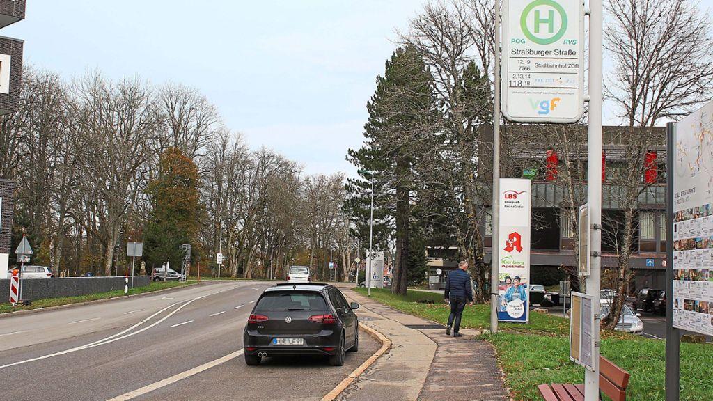 Freudenstadt: Straßburger Straße gut bedient - Freudenstadt - Schwarzwälder Bote