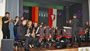 Meßstetten: Big Band Sound im Sweet Apple