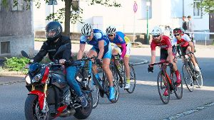 Spannende Duelle bei Albstadt Speed Nights