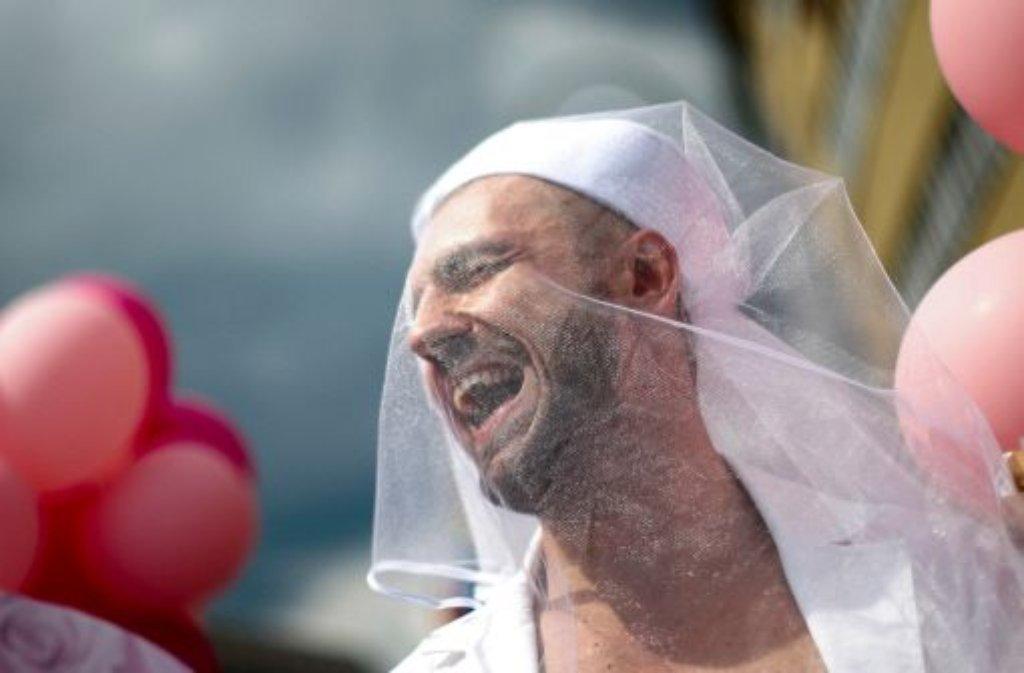 Diskriminierung von Homosexuellen: Erschreckend NDRde