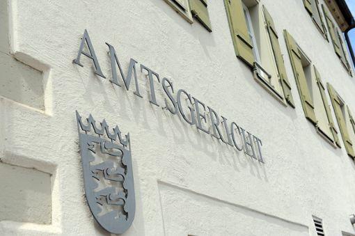 Wegen Diebstahl mussten sich vier junge Männer vor dem Amtsgericht in Horb verantworten.  Archiv-Foto: Hopp Foto: Schwarzwälder Bote