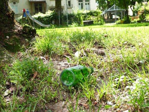 Anlieger des Schwenninger Neckarparks haben unter Zerstörungswut und nächtlichen Ruhestörungen zuu leiden. Mit zusätzlichen Ordnungshütern kann auch dort besser kontrolliert werden. Foto: Bienger