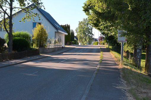 An dieser eher unscheinbaren Stelle der Königsfelder Straße wurde das neunjährige Mädchen angesprochen. Foto: Dold