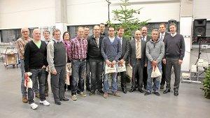 Pfalzgrafenweiler bilanz und prognose stimmen for Koch pac systeme