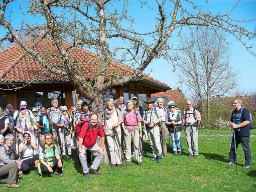Horber und Überlinger Schwarzwaldverein waren gemeinsam unterwegs.  Foto: Schwarzwaldverein Foto: Schwarzwälder Bote