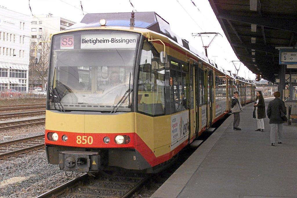Pforzheim Bahn