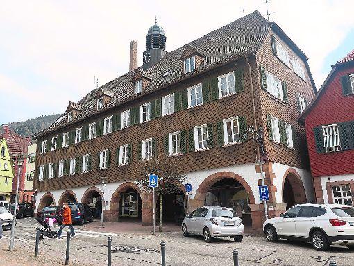 Die ZfA mischt im Alpirsbacher Rathaus fleißig mit. Foto: sb/Archiv