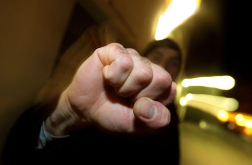 Warum sich die Männer im Alter zwischen 17 und 54 stritten, ist unklar. (Symbolfoto) Foto: dpa