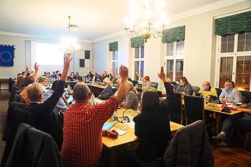 Hechingens Gemeinderat hat am Donnerstag, 8. November, entschieden, dass keine Tiefgarage am Obertorplatz gebaut wird. Foto: Möller