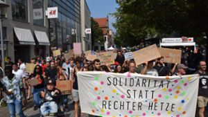 Offenburg: Nach Messerattacke: Demonstrationen bleiben ruhig