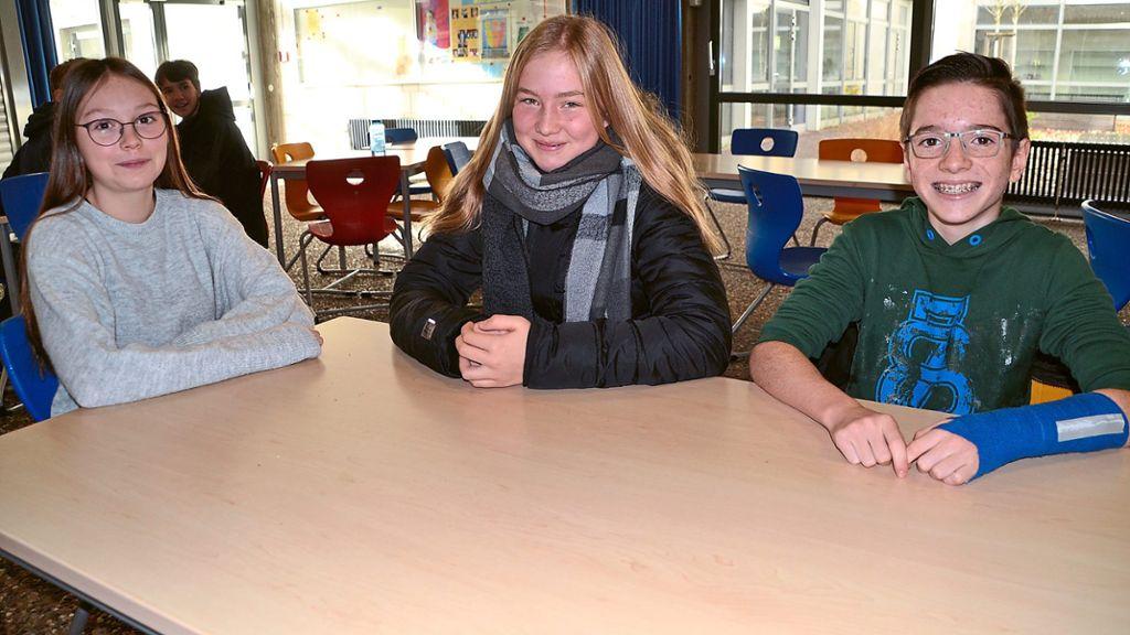 Nagold: Schüler sprechen mit Betroffenen - Nagold - Schwarzwälder Bote