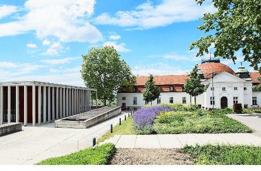 Wer leitet künftig die Institute auf der Marbacher Schillerhöhe? Foto: dpa