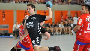 Handball: HBW: Gelungener Test in St. Georgen