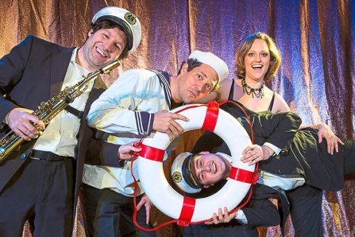 Eine Musical-Kreuzfahrt voller Überraschungen gibt es am Freitag im Kurtheater.  Foto: Veranstalter Foto: Schwarzwälder Bote