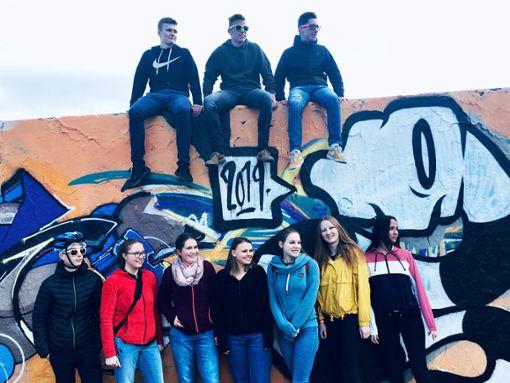 Die Schüler der Kursstufe erfuhren in Berlin viel über die deutsche Geschichte.   Foto: Seng Foto: Schwarzwälder Bote