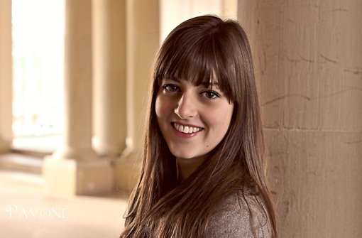 Virginia Boie, Studentin der Wirtschaftswissenschaften an der Universität Hohenheim. Foto: Uni Hohenheim