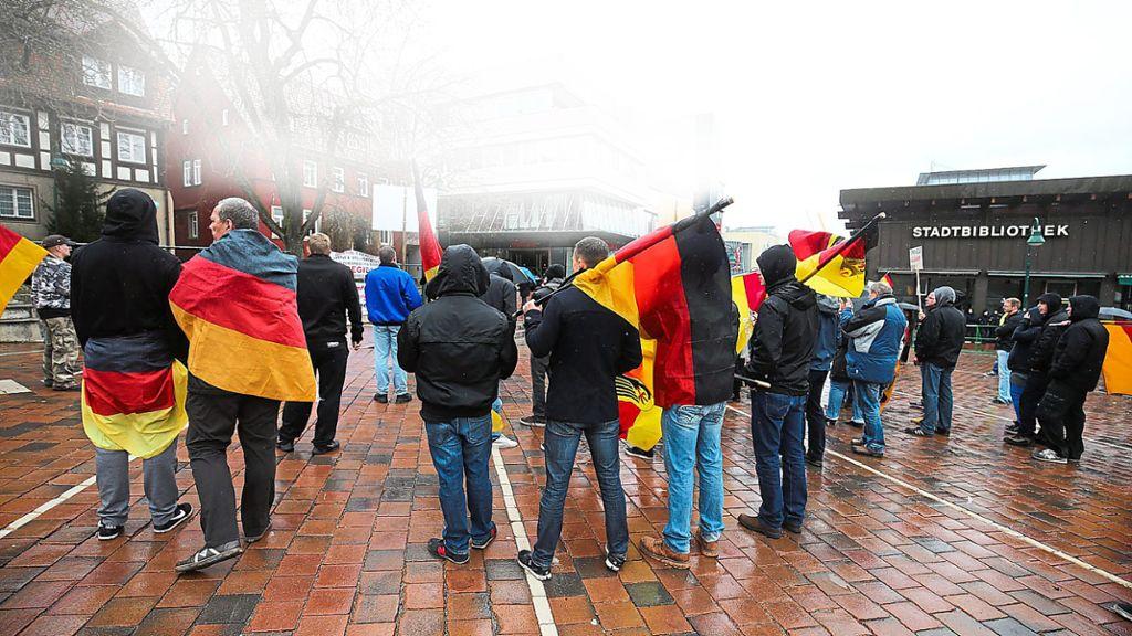 Villingen-Schwenningen: Rechtsradikale Schwergewichte posieren in VS - Villingen-Schwenningen - Schwarzwälder Bote