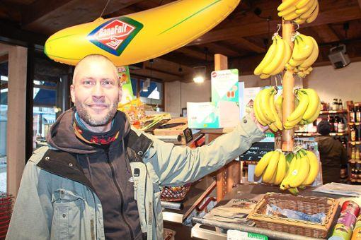 Thomas Baumann ernährt sich seit sechs Jahren vegan und tauscht sich auf Facebook mit Gleichgesinnten aus.   Foto: Müller Foto: Schwarzwälder Bote