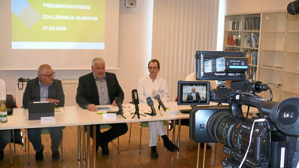 Zollernalbkreis: Coronavirus: Verdacht in Balingen ist negativ - Schwarzwälder Bote