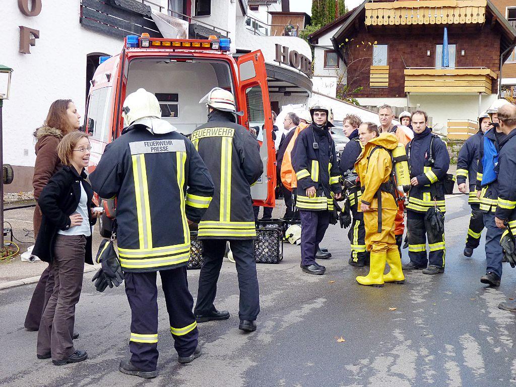 Unfall Baiersbronn