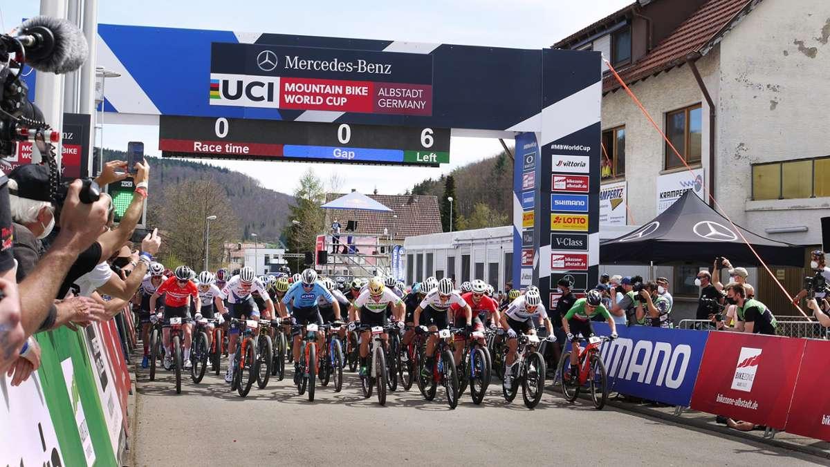 UCI-Mountainbike-Weltcup-Albstadt-Die-Sieger-Bikezone-und-Sicherheit
