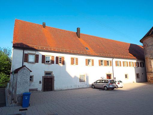 Im Laufe des August zieht das Binsdorfer Pfarrbüro aus dem ehemaligen Kloster.  Foto: Schnurr Foto: Schwarzwälder Bote