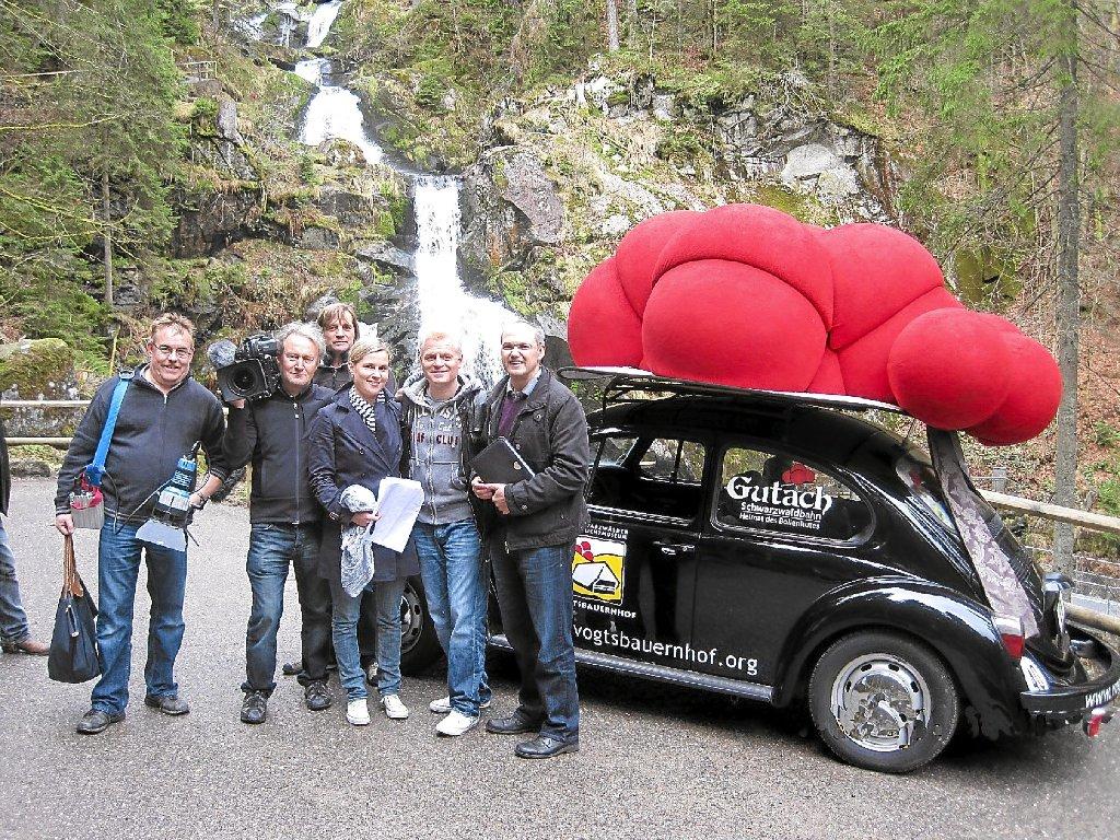 Triberg: Verstehen Sie Spaß am Wasserfall - Triberg