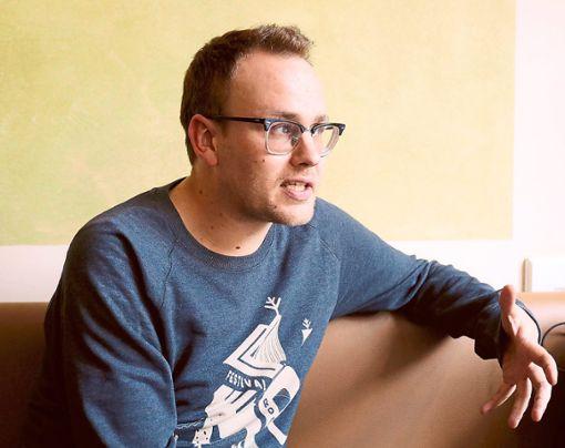 Der Mini-Rock-Festival-Verein will die Jugendkultur in Horb wieder beleben. In einer offenen Diskussionsrunde will der Verein die Jugend zu Wort kommen lassen, wie der Sprecher des Vereins – Benjamin Breitmaier – erklärte.  Foto: Wagner