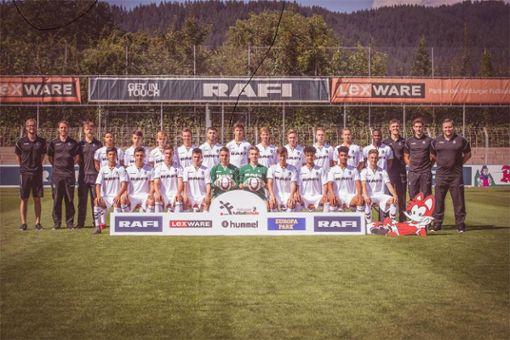 Die U 17 des SC Freiburg ist sehr erfolgreich.  Foto: Verein