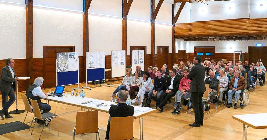 Pfalzgrafenweiler Gewerbeeinheiten Und 25 Wohnungen