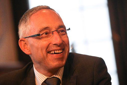 Rupert Kubon - alter und bald auch neuer OB von Villingen-Schwenningen? Foto: sb