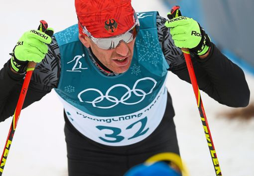 Andreas Katz hat bei Olympia alles gegeben. Foto: Schmidt