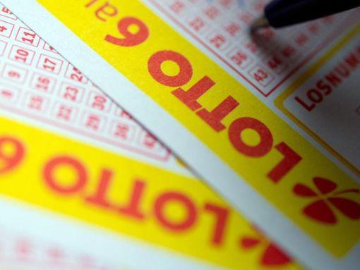 Ein Lottoschein aus Reutlingen hat einen Wert von elf Millionen Euro. Und wurde bis heute nicht abgeholt. (Symbolfoto) Foto: dpa