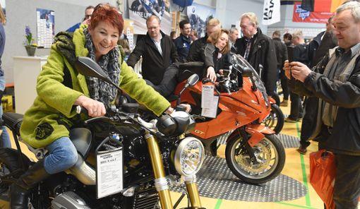 Bei der Motorradshow des Motorradclubs Mühlen gibt es wieder die neuesten Modelle und vieles mehr zu sehen. Foto: Schwarzwälder Bote