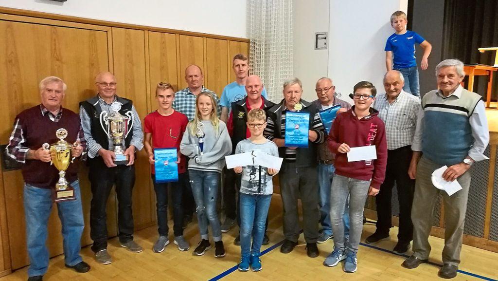 Haigerloch: Owinger Züchter landen im Vereinsvergleich auf Platz zwei - Haigerloch - Schwarzwälder Bote