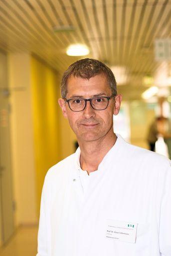 Chefarzt Klaus Fellermann gehört zu den Top-Medizinern laut Zeitschrift Focus-Gesundheit.   Foto: Machmann