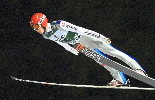 David Siegel vom SV Baiersbronn scheiterte in Nischni Tagil beide Male bereits bei der Qualifikation. Foto: Schmidt