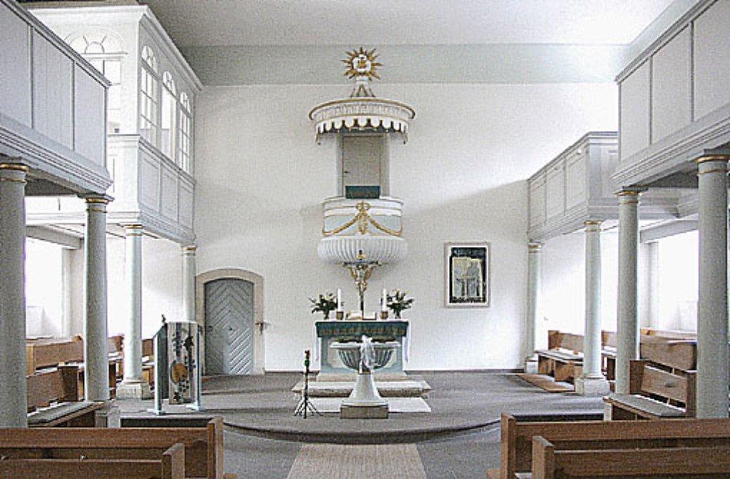 evangelische matth uskirche s heslach die dreischiffige. Black Bedroom Furniture Sets. Home Design Ideas