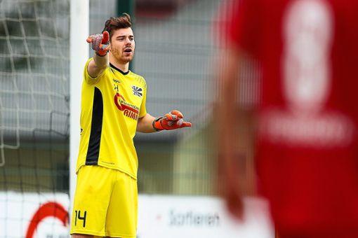 Jonas Huchler hat seinen Vertrag beim FC 08 Villingen aufgelöst.  Foto:  Marc Eich