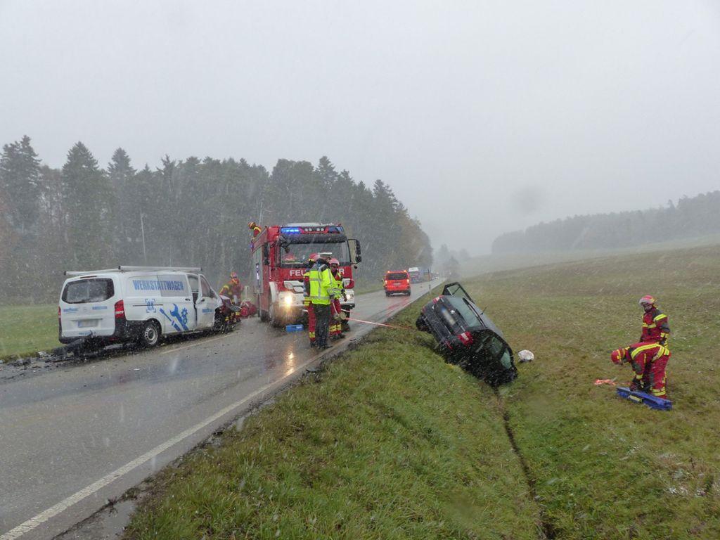 Unfall Freudenstadt