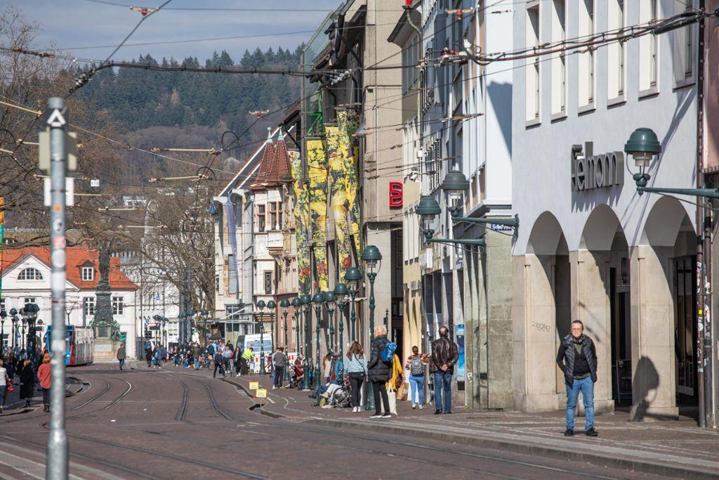 Ausgangssperre Stadt Freiburg