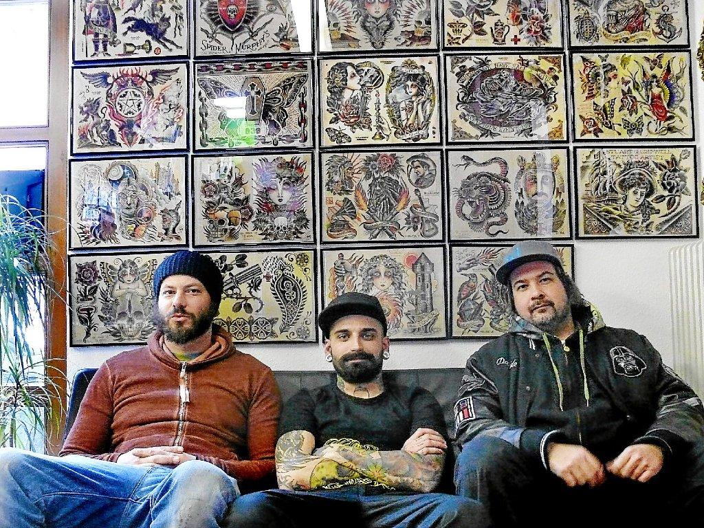 Tattoo studio balingen